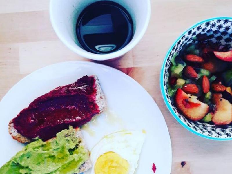 desayunos Jesús Márquez Nutrición