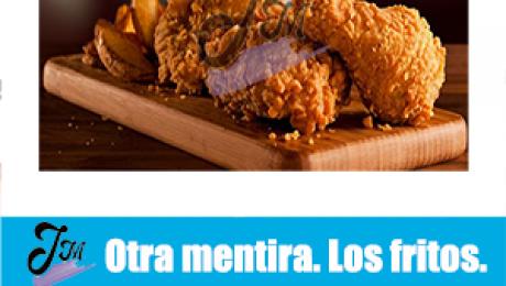 fritos JESUS MARQUEZ NUTRICION